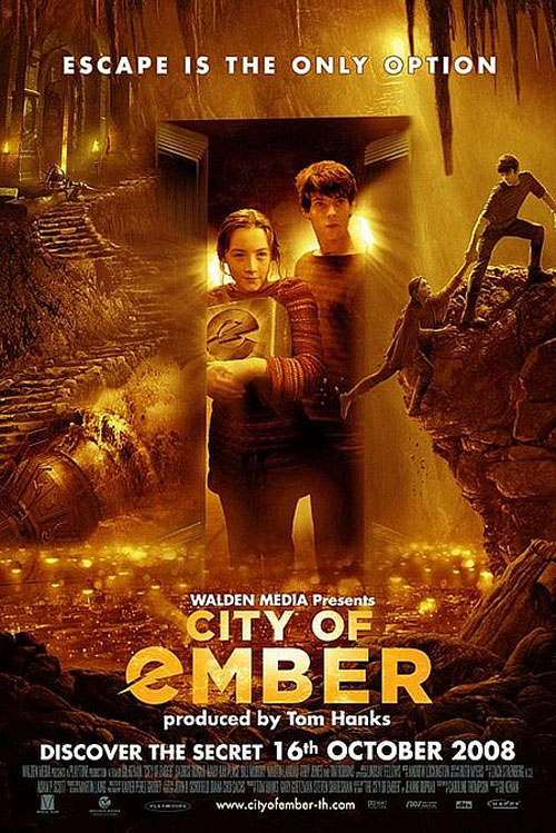 Us poster from the movie City of Ember
