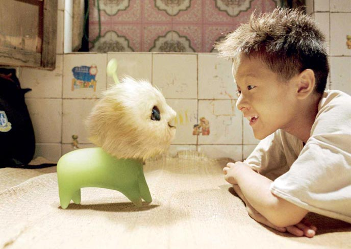 Photo de 'CJ7' - ©2008 Sony Pictures - CJ7 (Cheung Gong 7 hou) - cliquez sur la photo pour la fermer