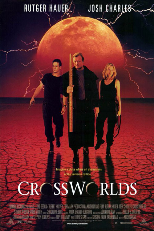 Us poster from the movie Crossworlds