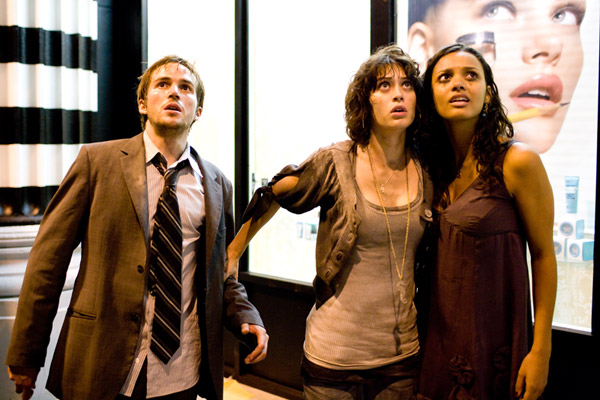Rob, Arlena and Lily - Cloverfield