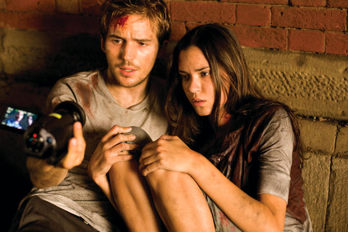 Photo de 'Cloverfield' - ©2008 Paramount Pictures - Cloverfield (Cloverfield) - cliquez sur la photo pour la fermer