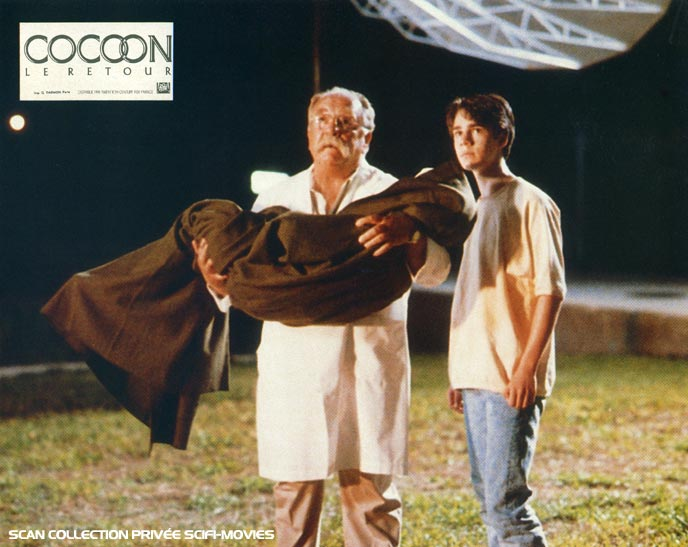 Photo de 'Cocoon le retour' - ©20th Century Fox Scan SCIFI-MOVIES - Cocoon le retour (Cocoon: The Return) - cliquez sur la photo pour la fermer