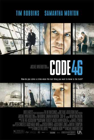 Us poster from the movie Code 46