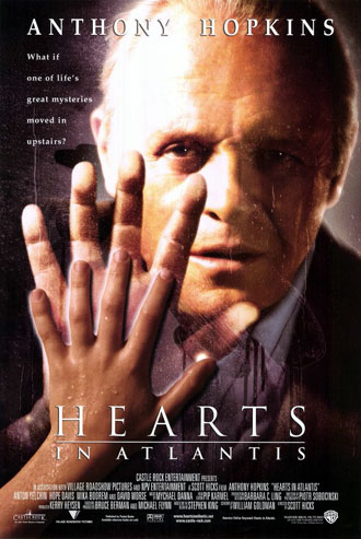 Us poster from the movie Hearts in Atlantis