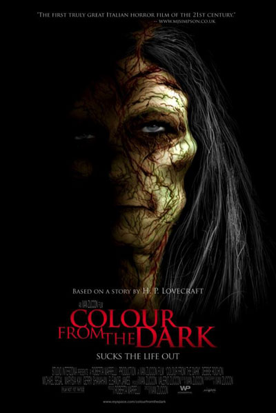 Us poster from the movie Colour from the Dark