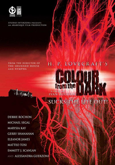 Affiche inconnue de 'Colour from the Dark'