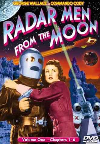 Unknown poster from the movie Radar Men from the Moon