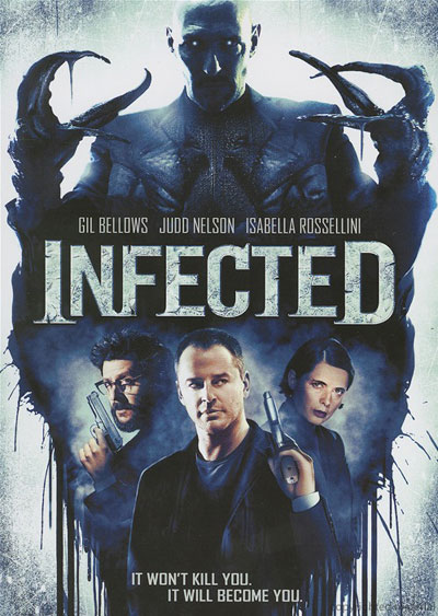 Us poster from the TV movie Infected