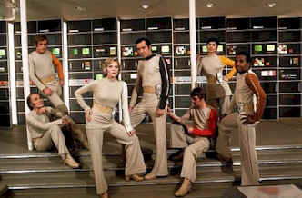 Space 1999 crew - Space 1999 (Space: 1999)
