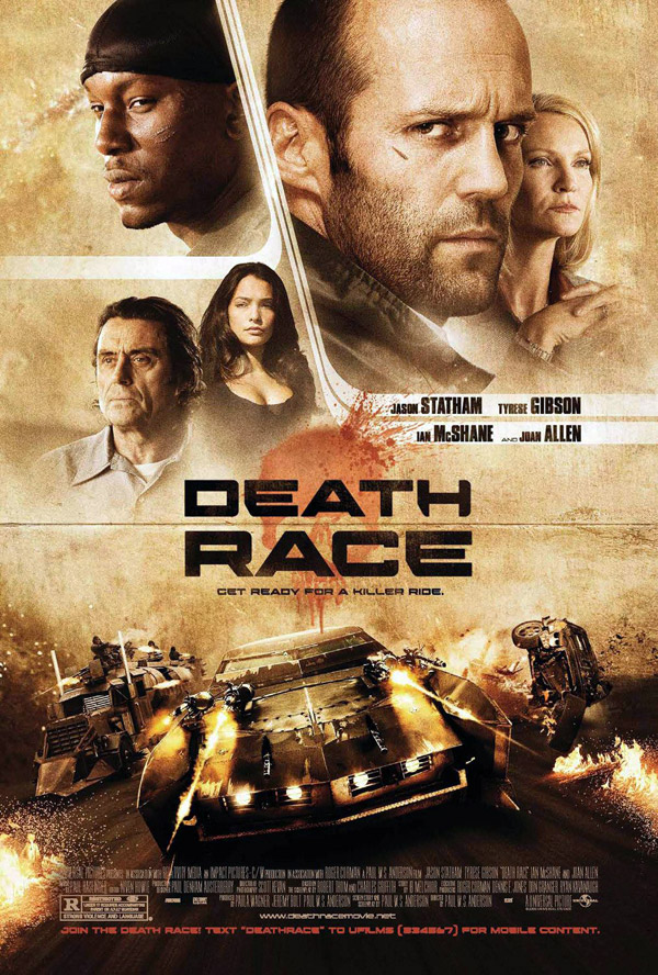 Us poster from the movie Death Race