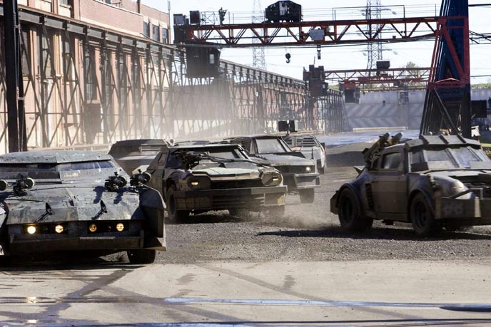 Photo de 'Course à la mort' - ©2008 Universal Pictures - Course à la mort (Death Race) - cliquez sur la photo pour la fermer