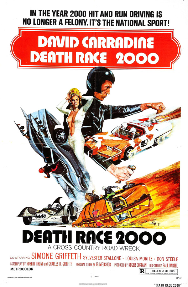 Us poster from the movie Death Race 2000