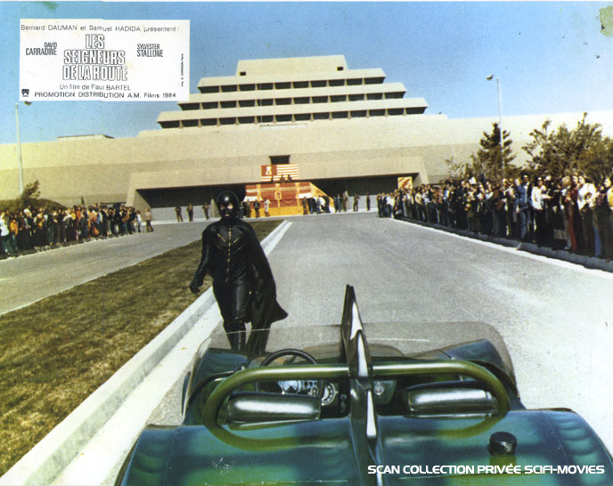 Photo de 'La course à la mort de l'an 2000' - ©1975 New World Pictures - La course à la mort de l'an 2000 (Death Race 2000) - cliquez sur la photo pour la fermer