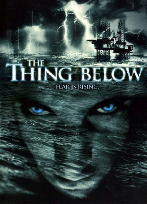 Us poster from the movie The Thing Below