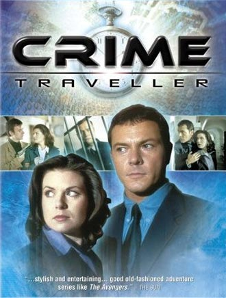 Unknown artwork from the series Crime Traveller