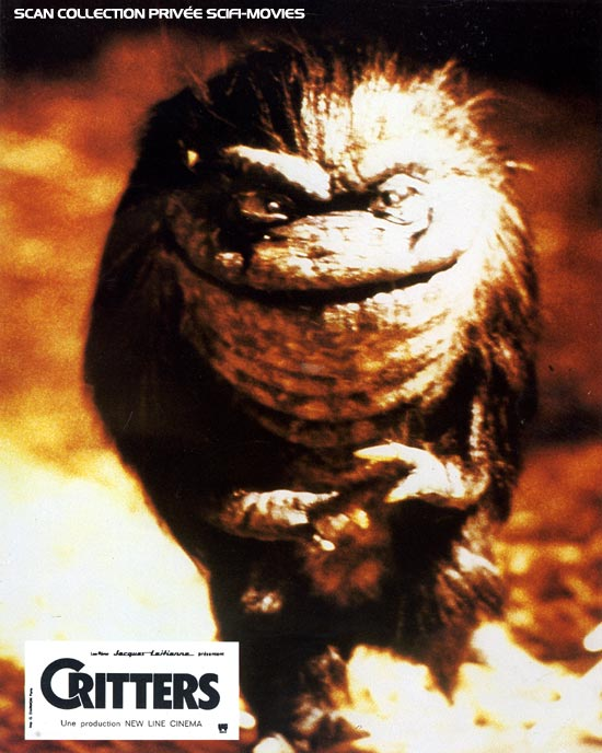 Photo de 'Critters' - CRITTERS Scan SCIFI-MOVIES - Critters (Critters) - cliquez sur la photo pour la fermer