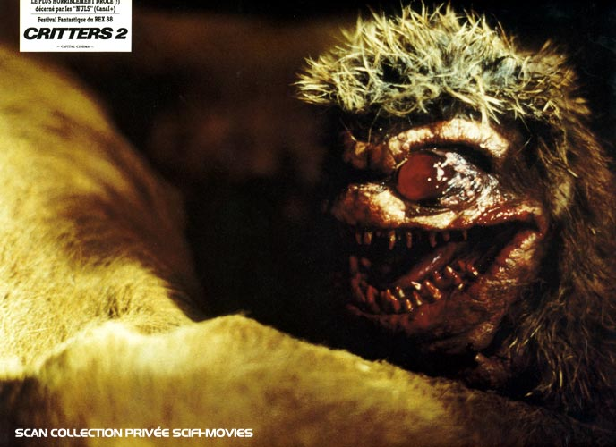 Photo de 'Critters 2' - Critters 2Scan SCIFI-MOVIES - Critters 2 (Critters 2) - cliquez sur la photo pour la fermer