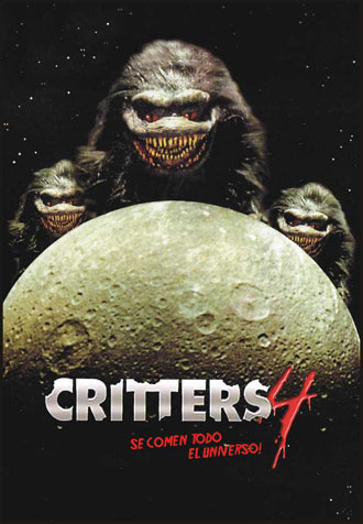 Us poster from the movie Critters 4