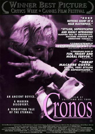 Us poster from the movie Cronos