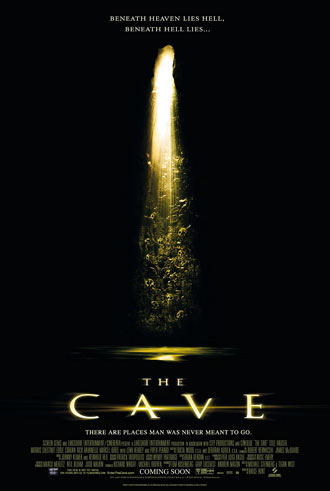 Us poster from the movie The Cave