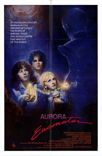 Us poster from the movie The Aurora Encounter