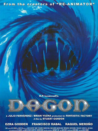 Unknown poster from the movie Dagon