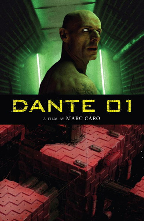 Unknown poster from the movie Dante 01
