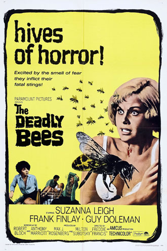 Unknown poster from the movie The Deadly Bees