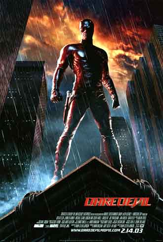Us poster from the movie Daredevil