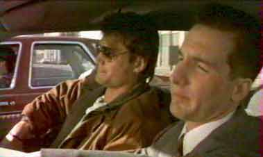 Jack Caine and his new FBI teammate - Dark Angel