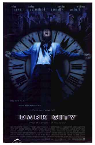 Us poster from the movie Dark City