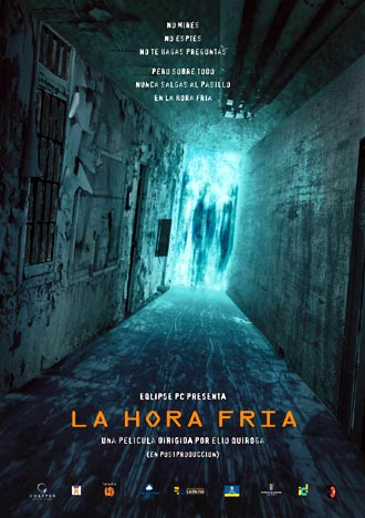 Affiche espagnole de 'The Dark Hour'