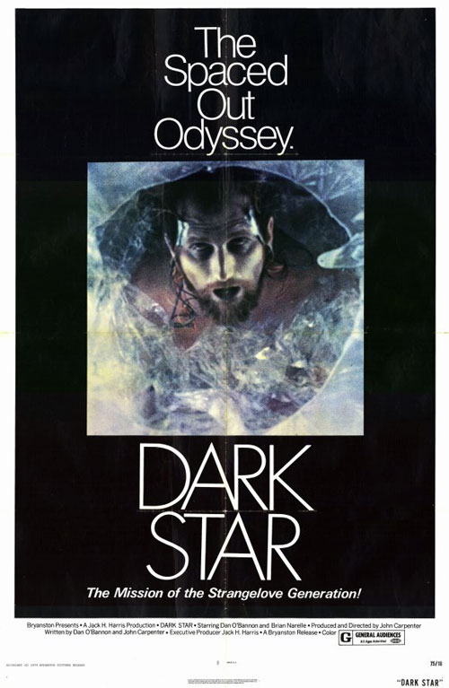 Us poster from the movie Dark Star