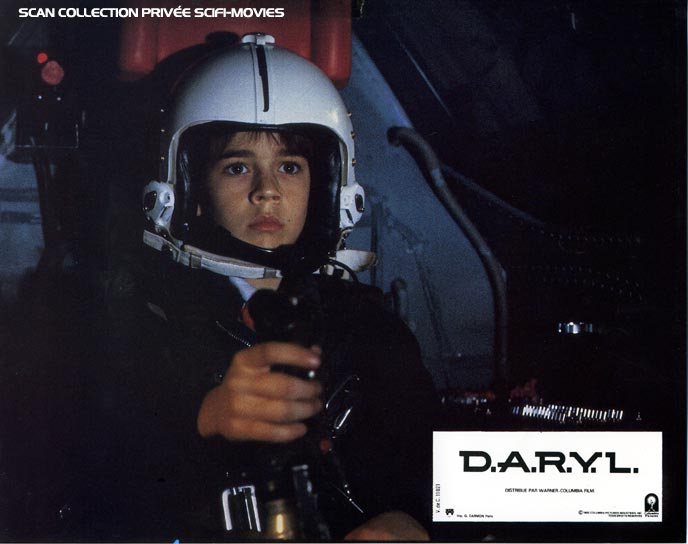 Photo de 'D.A.R.Y.L.' - ©Columbia Pictures Scan Scifi-Movies - D.A.R.Y.L. (D.A.R.Y.L.) - cliquez sur la photo pour la fermer