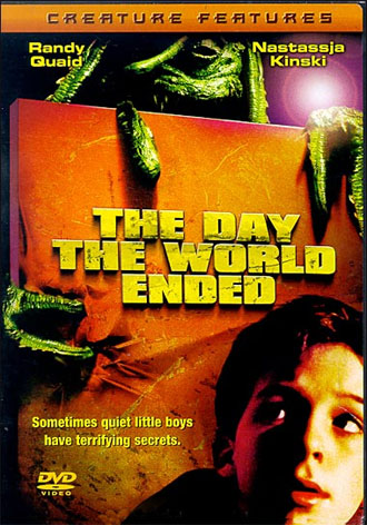 Unknown artwork from the TV movie The Day the World Ended