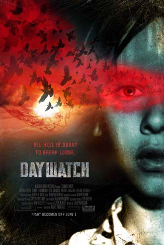 Affiche américaine de 'Day Watch'