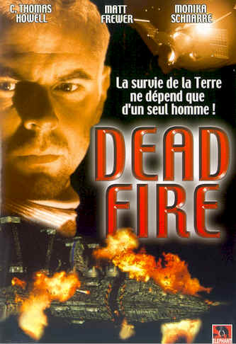 Unknown poster from the TV movie Dead Fire