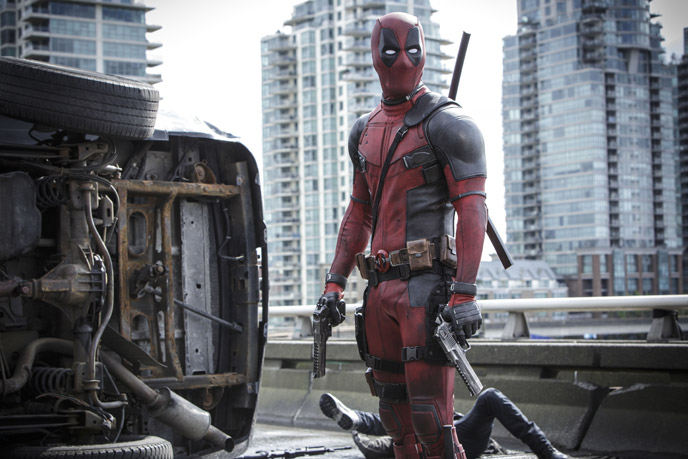 Photo de 'Deadpool' - ©2016 Marvel Enterprises - Deadpool (Deadpool) - cliquez sur la photo pour la fermer