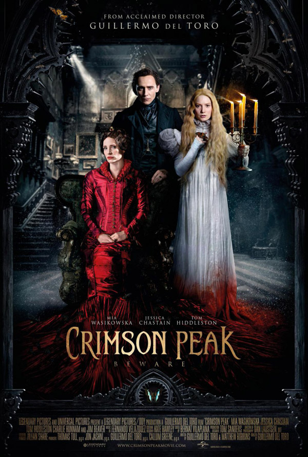 Us poster from the movie Crimson Peak