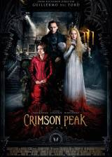 Movie poster from Crimson Peak, in theaters on October 16, 2015