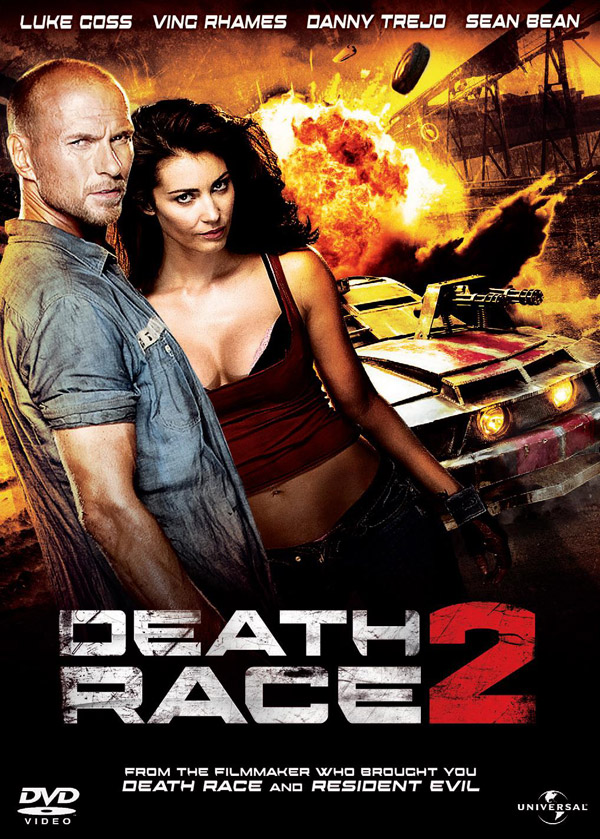 Us artwork from the movie Death Race 2