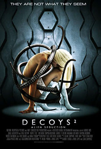 Unknown poster from the movie Decoys 2: Alien Seduction