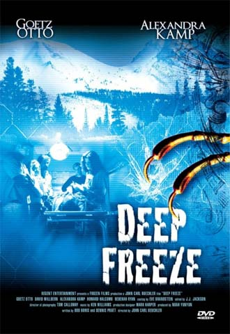 Unknown artwork from the movie Deep Freeze