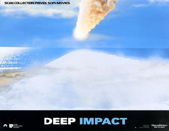 Photo de 'Deep Impact' - Deep Impact Scan Scifi-movies - Deep Impact (Deep Impact) - cliquez sur la photo pour la fermer
