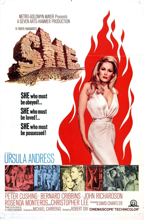 Us poster from the movie She