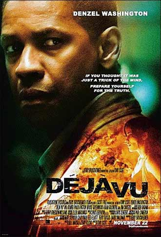 Us poster from the movie Deja Vu