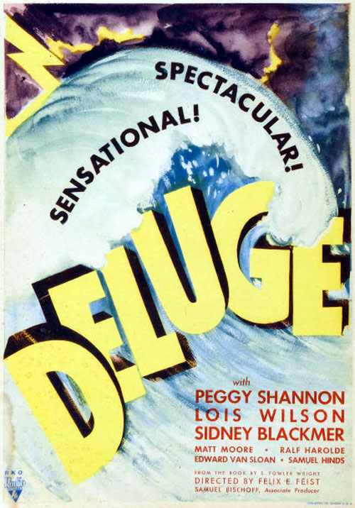 Us poster from the movie Deluge