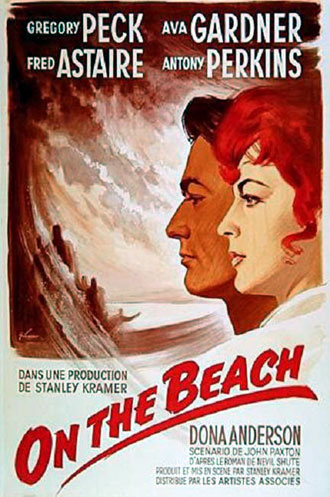 Us poster from the movie On the Beach