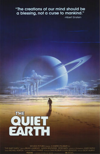 Unknown poster from the movie The Quiet Earth