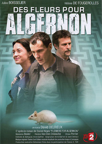 Unknown poster from the TV movie Des fleurs pour Algernon